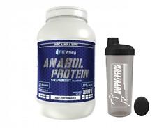 Anabolic Protéines 1000g + Lactosérum Protéine de Poudre 1 kg + Multivitamines