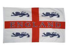 Fahne England 4 Löwen Flagge englische Hissflagge 90x150cm
