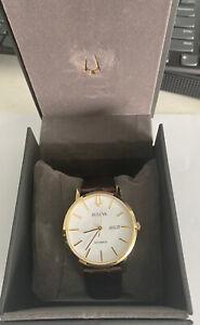 Bulova American Clipper Automatic Watch Men's 97C107