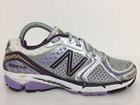 New Balance 1260v2 Purple Textile Sports Trainers W1260LS2 Women UK 5.5 Eur 38