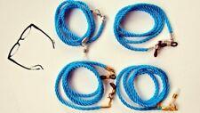 "Turquoise  Eye / sun Glasses  lanyard 24""  Cord"