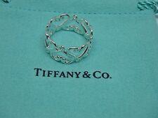 Tiffany & Co. Paloma's Venezia Goldini Heart Ring size 8.