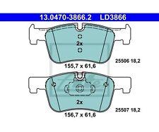 ATE 13.0470-3866.2 Bremsbelagsatz, Scheibenbremse ATE Ceramic   für BMW 1er