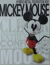 hot 86hero Herocross ~ Hybrid Metal #001 Disney Mickey Mouse Figure toys