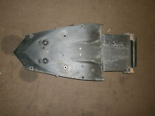 KAWASAKI Z750 Z 750 k6f  2005-6 rear under tray batter holder