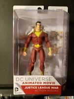 DC UNIVERSE JUSTICE LEAGUE WAR SHAZAM ANIMATED MOVIE FIGURE