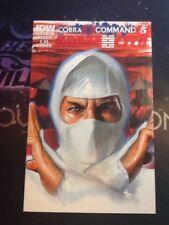 GI Joe Snake Eyes #10 Cover A IDW VF/NM (2010-2011) Cobra Command (BIK066)