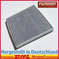Filteristen Innenraumfilter Aktivkohle Fiat Ducato, Peugeot Boxer Bus