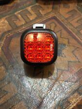 Knog Blinder Mini Niner Bicycle Tail Light - w/red Light Black