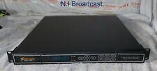 Sencore mrd3187b mpeg2/4 HDSDI receiver with 4x RF inputs, BISS, HDSDI output