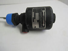 FLOW POWER EQUIPMENT EP-S FLOW SWITCH MAX PRESSURE 600, MAX. TEMP 300***NNB***