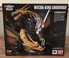 SH Monsterarts Mecha King Ghidorah