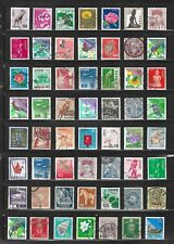 Japan stamp selection.(ref.775a)