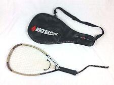 Ektelon deliverance triple threat racquetball racquet power level 1400 carbon