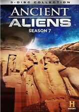 ANCIENT ALIENS SEASON 7 New Sealed 3 DVD Set History Channel