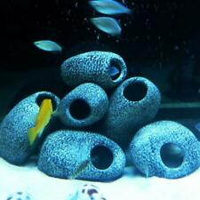 Pond Accessories Fish Tank Aquarium Decoration Rock Cave Natural Stone Cave AA