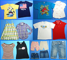 15 Piece Lot of Nice Clean Girls Size 8 Spring Summer Everyday Clothes ss224