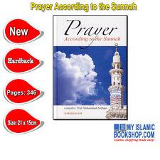 Prayer According to the Sunnah by Prof. Zulfiqaar Islamic Muslim Book