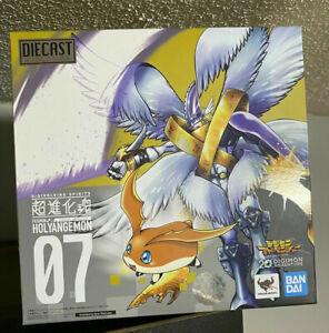 Bandai Digimon Super Evolution Soul Digivolving Spirits Patamon Holy Angemon
