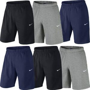 Nike Shorts Crusader Long 100% Cotton Jogging Casual Training Gym Sports Shorts