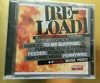 RE LOAD various artists CD Album NEW Dave Grohl Probot Rancid Pennywise Muse