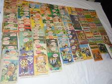 riesige Sammlung 176 DDR Comic Hefte MOSAIK Hannes Hegen Digedags Bücher ab 90