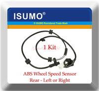 ABS Wheel Speed Sensor Connector Rear Left Fits KIA RIO RIO5 91920-1G000