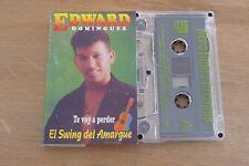Cassette K7 Tape Edward Dominguez Te Voy A Perder Chili Nepo Nunez Records