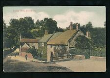Somerset CREWKERNE Pople's Well PPC Used 1905