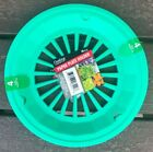 """Plastic 9"""" Paper Plate Holders Set of 4 Teal $6.87 PICNICS,BBQ,CAMPING FREE S/H"""