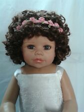 "NEW Wig By Masterpiece Doll for Lilly 16-17"" (WIG ONLY DOLL NOT INCLUDED)"