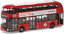 Corgi Bus OM46613 Routemaster New Bus London 60 Jahre Corgi Sondermodell 1/76