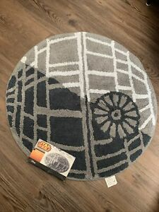 STAR WARS Bath Rug DEATH STAR from Kohl's Collection New !
