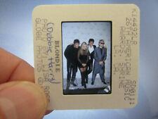 More details for original press photo slide negative - blondie - debbie harry - 1999 - f