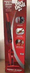 Dirt Devil Versa Power Clean Stick Vacuum, SD20010
