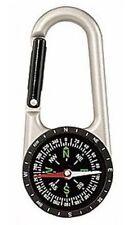 110mm Zinc Carabiner 265 Rothco Carabiner Compass
