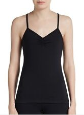 Solow Ballet Camisole Yoga Black Size Large Msrp $66 Nwt!