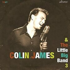 Colin James - Little Big Band 3 [New CD]