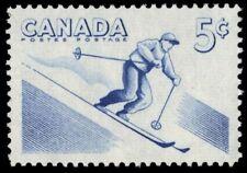 "CANADA 368 - Recreation ""Downhill Skiing"" (pa56565)"