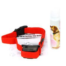 Collar antiladrido spray de citronella