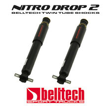 "99-06 Silverado/Sierra Nitro Drop 2 Front Shocks 2"" - 5"" Drop (Pair) 2WD"