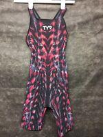 Size 26 MP Michael Phelps Xpresso Womens Kneeskin Tech Suit Swimsuit