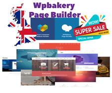 WPBAKERY PAGE BUILDER PRO + ALL IN ONE ADDONS ~ LifeTime Update ~ Last Version