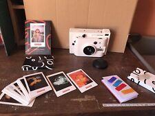 Lomo'Instant Camera Takes Fujifilm Mini Instant Camera With Instructions Extras