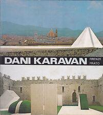 Dani Karavan. Due ambienti per la pace. con dedica autografa dell'artista. 1978