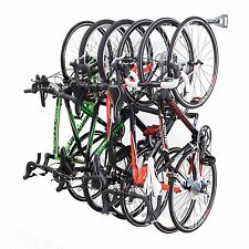 Monkey Bar Storage (6-bike) Rack - Wall Mounted Garage Storage Solution