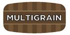 "Multigrain Labels 1000 per Roll Food Store Flavor Stickers .625"" X 1.25"""