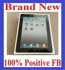 Brand New Sealed Apple iPad 1st Gen 32GB Wi-Fi + 3G AT&T 9.7in Black Collectible