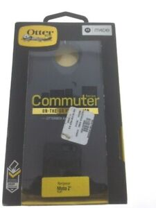 New OtterBox Fits Motorola Moto Z2 Play Commuter Series BLACK (Ships From USA)