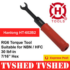 RG6 Torque Tool for NBN HFC Coaxial Cable F Type Connectors - Free Express AUS